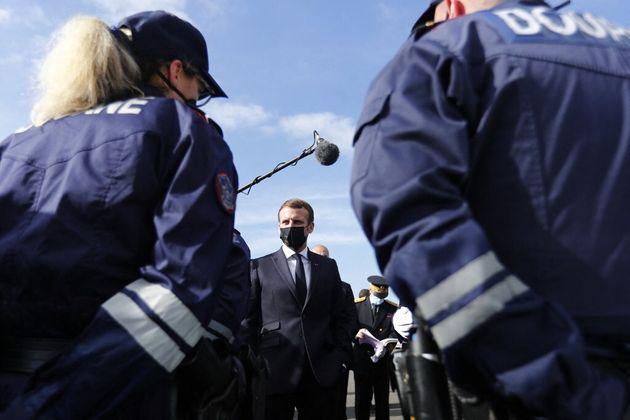 Malgré son offensive, Macron ne convainc pas les Français sur la sécurité...