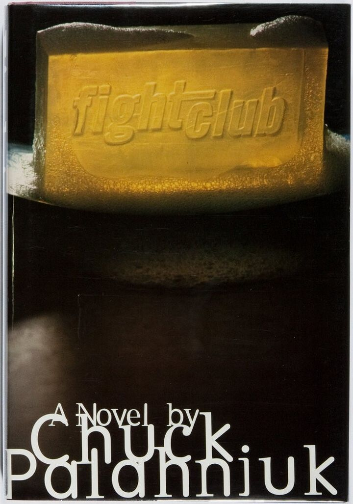 La primera edición de 'El club de la lucha', en 1996, en Estados Unidos.