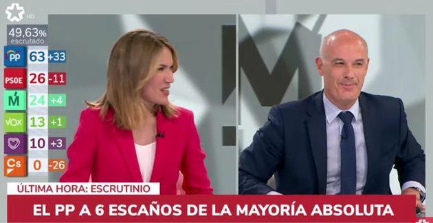 Narciso Michavila, en el especial de