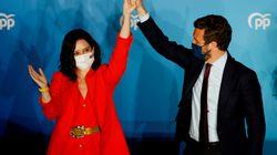 🔴 En directo: Isabel Díaz Ayuso (PP) arrasa en las elecciones e Iglesias deja la