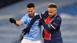 Le PSG éliminé de la Ligue des Champions, écrasé par Manchester