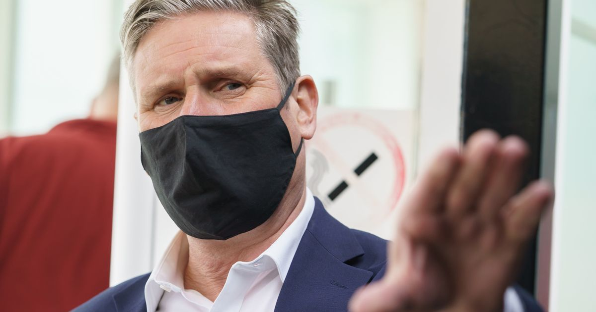 Why Keir Starmer Has More To Fear Than Just Hartlepool On 'Super Thursday'