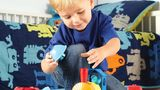 """So they can build three different vehicles from easy-to-handle parts for little hands. STEM learning starts early!<br /><br /><strong>Promising review:</strong>&nbsp;""""Really great product! I only wish I had found it sooner. I gave this to my son for his third birthday and he could have really used it for at least six months prior. It is easy enough to put together and take apart, but still holds together tightly and presents some decent physical challenges to help with perseverance.&nbsp;<strong>My son took right to this, putting things together first in imaginative ways and then also wants to follow the instructions, which is great. It's good quality and the pieces seem quite sturdy.</strong>&nbsp;We've had it about a week and it seems like it will stand up to long-term use without a problem. Very happy with this toy! --&nbsp;<a href=""""https://www.amazon.com/dp/B078WMKZS5?tag=huffpost-bfsyndication-20&amp;amp;ascsubtag=5709944%2C23%2C32%2Cd%2C0%2C0%2C0%2C962%3A1%3B901%3A2%3B900%3A2%3B974%3A3%3B975%3A2%3B982%3A2%2C13752233%2C0"""" target=""""_blank"""" rel=""""noopener noreferrer"""">K. D.</a><br /><br /><strong>Get it from Amazon for <a href=""""https://www.amazon.com/dp/B078WMKZS5?tag=huffpost-bfsyndication-20&amp;amp;ascsubtag=5709944%2C23%2C32%2Cd%2C0%2C0%2C0%2C962%3A1%3B901%3A2%3B900%3A2%3B974%3A3%3B975%3A2%3B982%3A2%2C13752233%2C0"""" target=""""_blank"""" rel=""""noopener noreferrer"""">$14.69</a>.</strong>"""