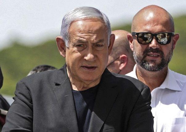 Netanyahu échoue à former un gouvernement en Israël (photo du 30 avril