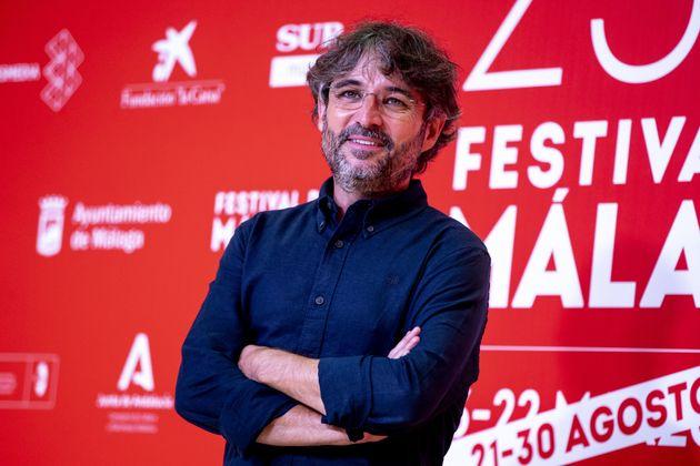 Jordi Évole, en el Festival de