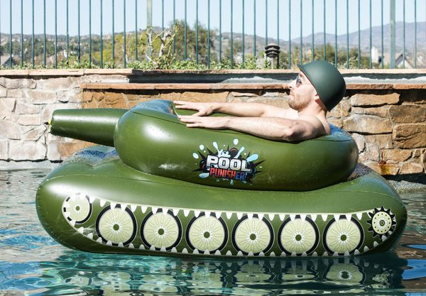 """A secure pool is a necessity during the hot summer months. With the <a href=""""https://www.poolpunisher.com/"""" target=""""_blank"""">p"""