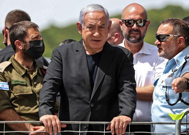 El primer ministros israelí, Benjamín