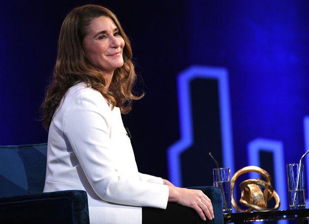Melinda Gates, en