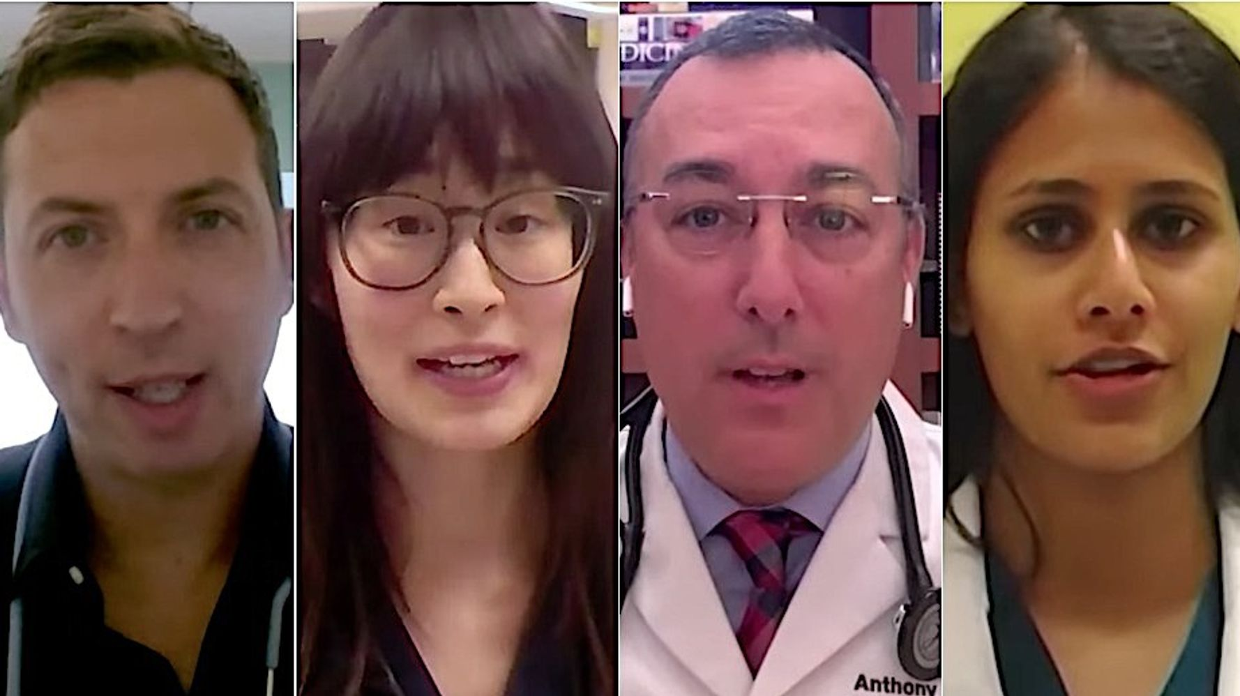 Docs Reveal How They Really Feel About Anti-Vaxxers In Scathing Kimmel Segment