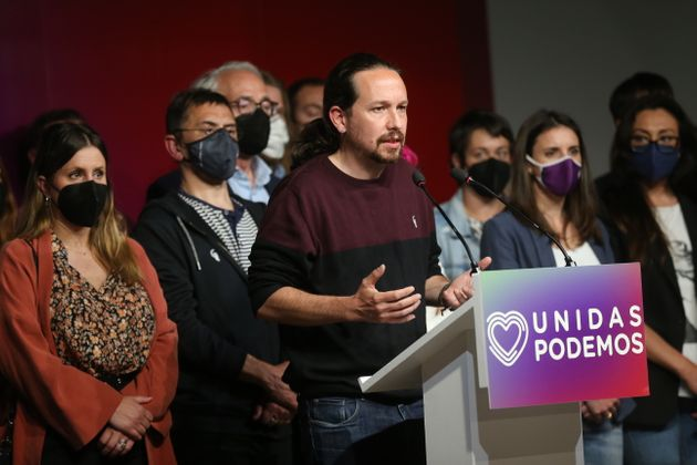 El exvicepresidente segundo Pablo Iglesias anuncia su retirada de la política activa tras los malos resultados...