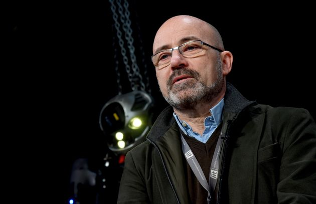 MILAN, ITALY - FEBRUARY 23: Roberto Cingolani, scientific director of the Italian Institute of Technology...