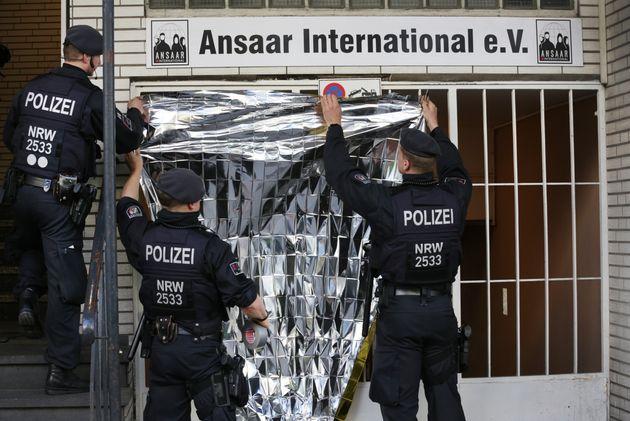 Εκτός νόμου στη Γερμανία η ισλαμιστική ΜΚΟ