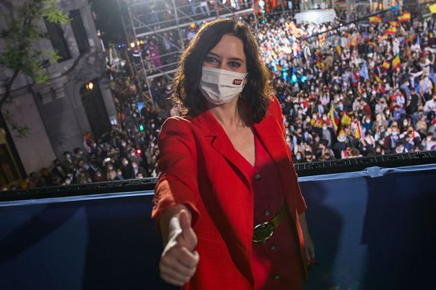 elezioni Madrid