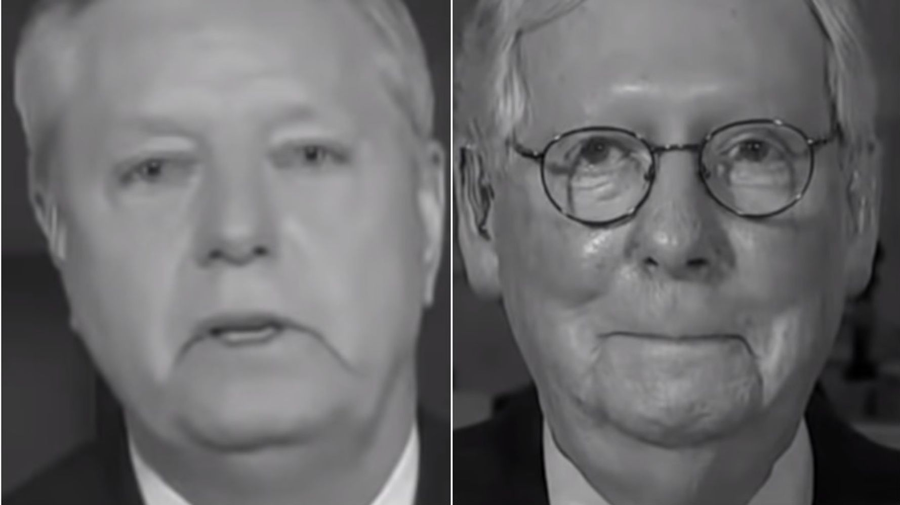 Supercut Names And Shames Republicans Who Condemned Trump, Then Crawled Back To Him