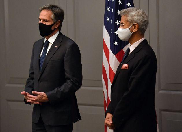 Ο Ινδός υπουργός Εξωτερικών...