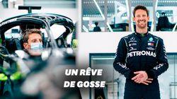 Romain Grosjean va, à nouveau, conduire une Formule