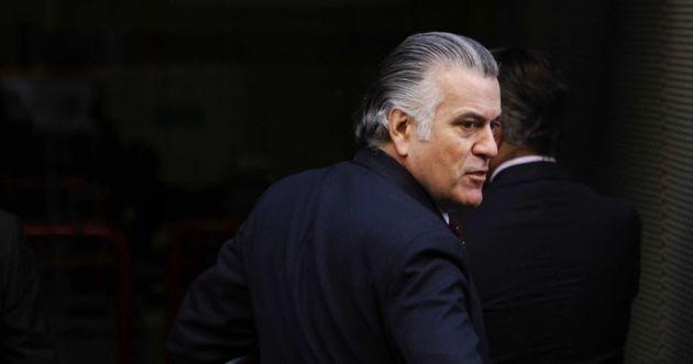 Luis Bárcenas, extesorero del