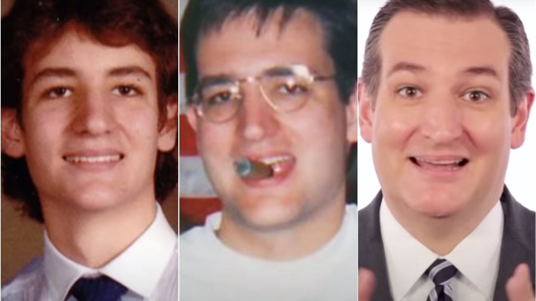 'The Daily Show' Takes A Brutal Look Back At The Life And Times Of Ted Cruz