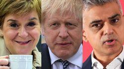 Reino Unido se juega la unidad y la calma para Johnson en las elecciones locales y