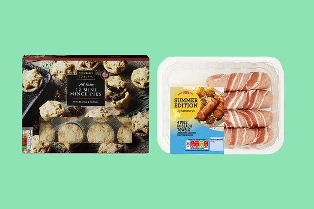 Mince Pies In June, Pigs In Beach Blankets – Its A No From Us