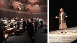 Diario della riapertura. 2) Paiato e Massini, il Piccolo Teatro riparte da una voce (di M.