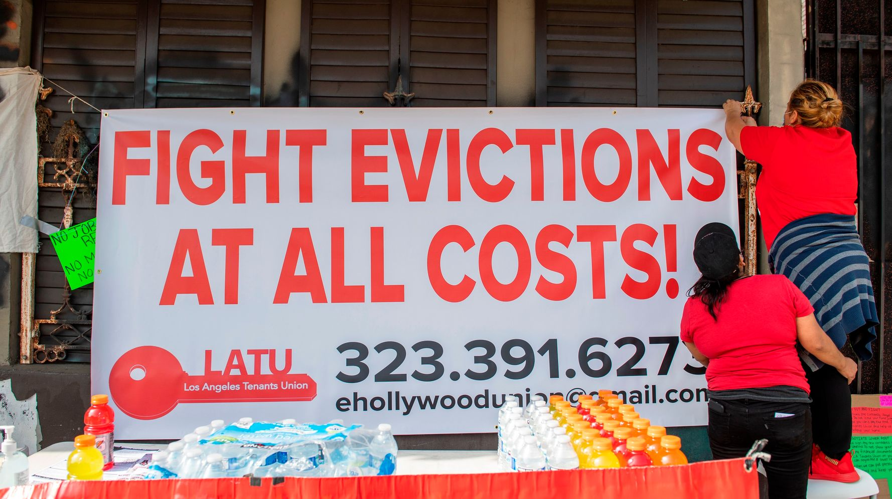 Federal Judge Overturns National Eviction Moratorium