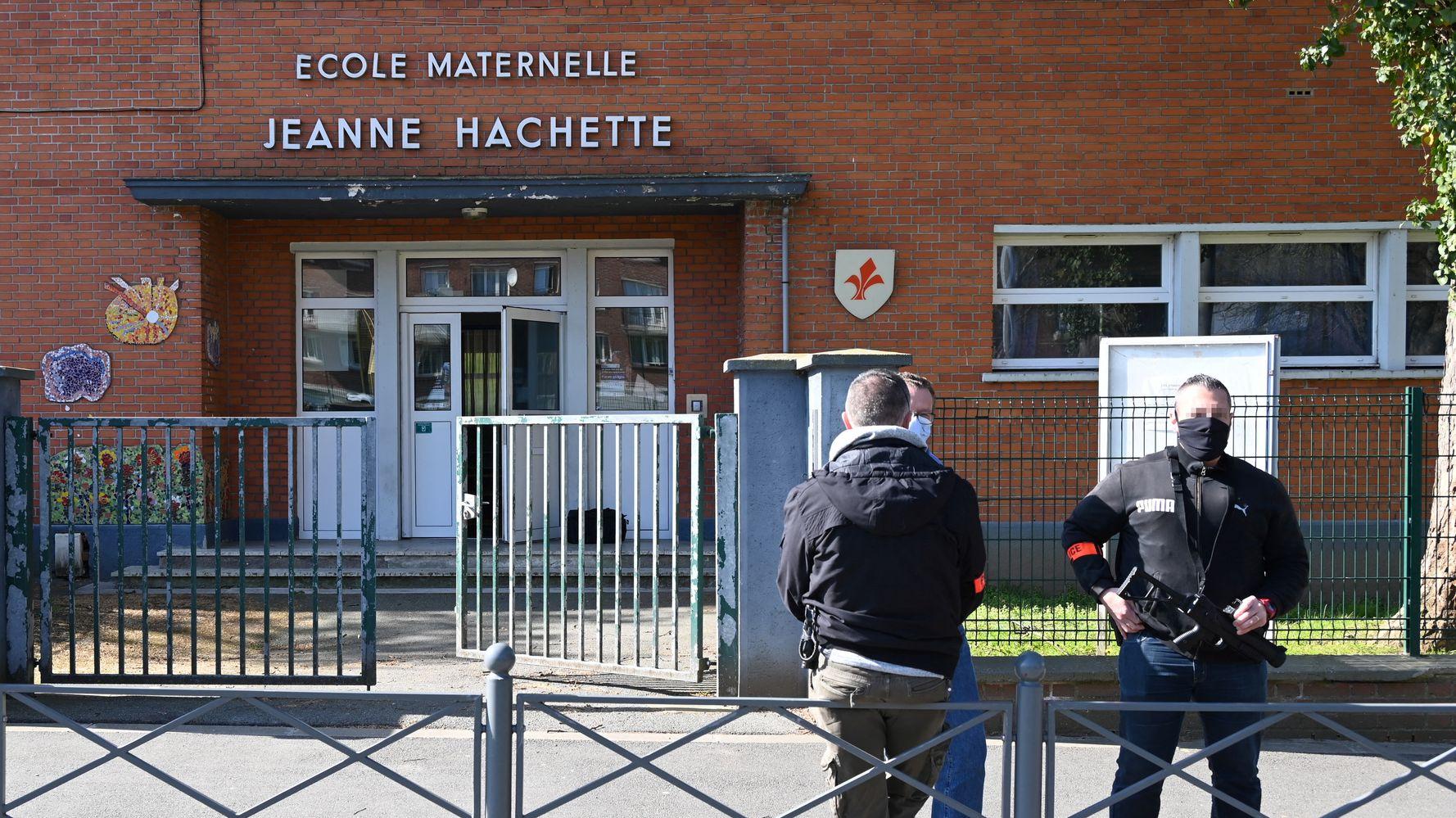 Après l'incendie d'une école maternelle à Lille, 2 gardes à vue