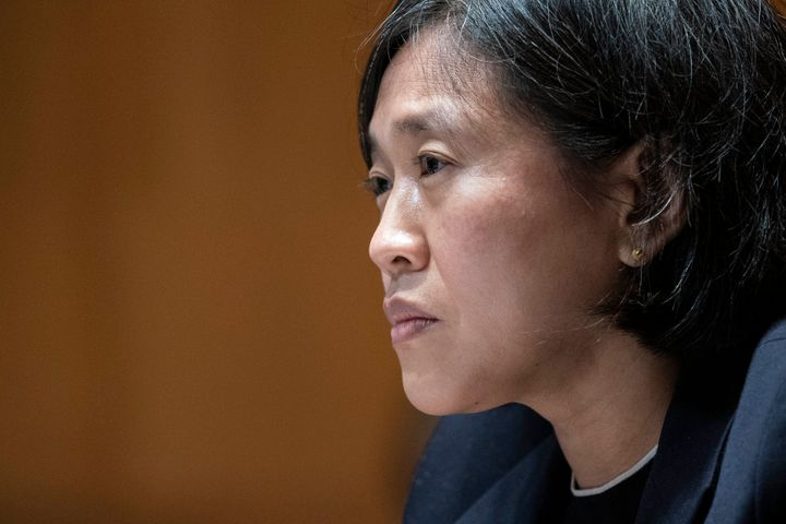 U.S. Trade Representative Katherine Tai announced the Biden administration's support for the waiver on Wednesday.