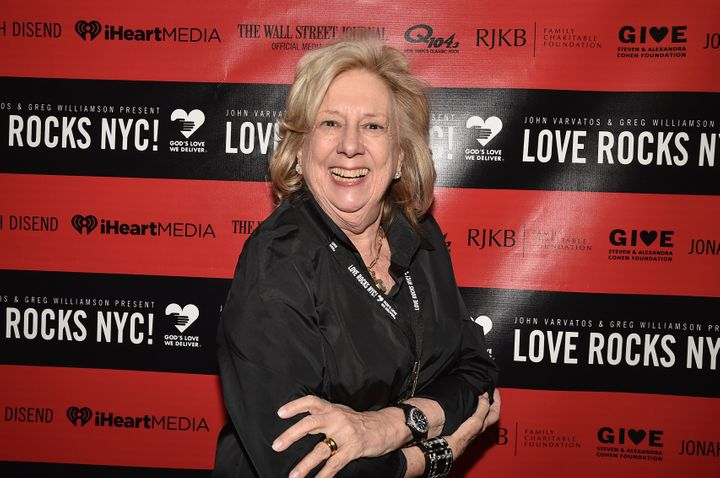 Linda Fairstein attends the Love Rocks NYC Pre-Concert Cocktail at CESCA Restaurant on March 15, 2018, in New York City.