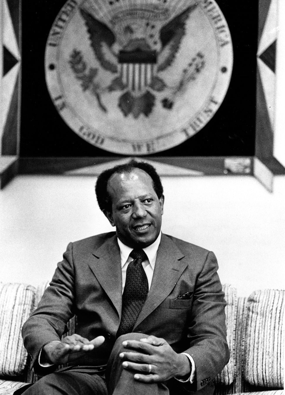 Terence Todman ultimately became the first Black person to head one of the State Department's geographic divisions.