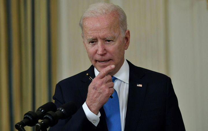 President Joe Biden has vowed to make make it easier to unionize as he pushes for a major overhaul of the U.S. energy system.