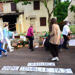 400 personnes réunies à Mérignac pour Chahinez, brûlée vive par son mari