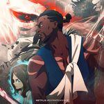 織田信長に仕えた黒人武士「弥助」の生涯は? ネトフリのアニメ『Yasuke