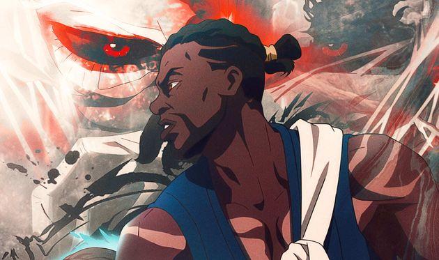 Netflixのアニメ「Yasuke
