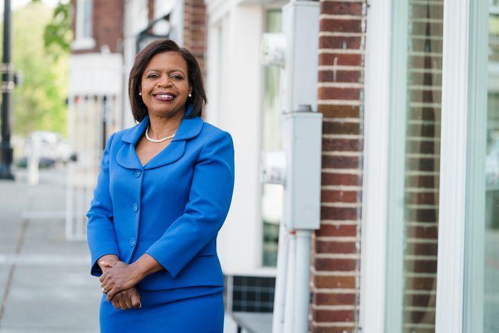 Democrat Cheri Beasley is running for North Carolina's open U.S. Senate seat in 2022.
