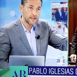 Javier Ruiz, 'trending topic' tras sus palabras sobre Pablo Iglesias en 'El Programa de
