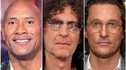 Howard Stern Offers Some Blunt Political Advice For Dwayne Johnson, Matthew