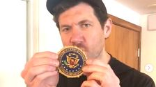 Billy Eichner Wants To Know What The FBI Was Doing In His Underwear. Seriously.