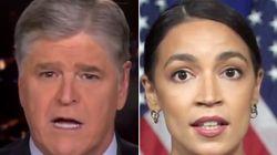 Sean Hannity Goes Full Nihilist Over Alexandria Ocasio-Cortez's Climate