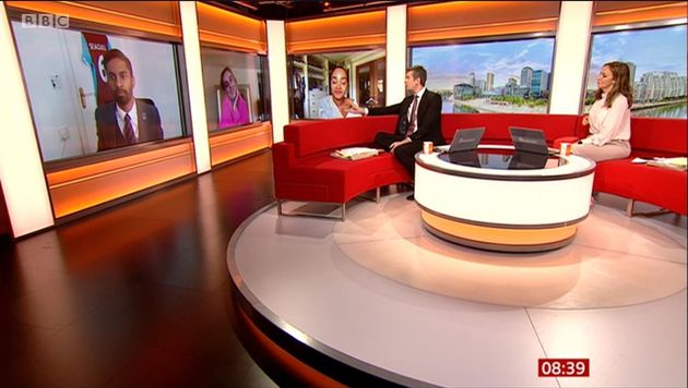 Little Mix Get An Unlikely New Member Thanks To BBC Breakfast Technical Blunder