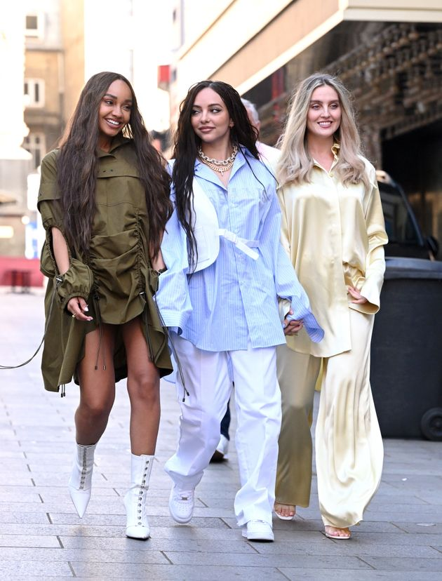 Little Mix in their current