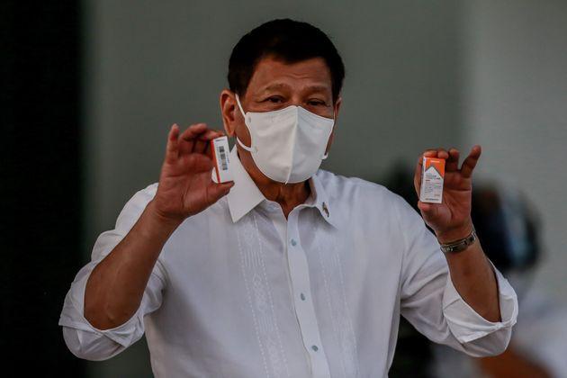 Φιλιππίνες: Σύλληψη όσων δεν φορούν σωστά τη μάσκα θέλει και πάλι ο