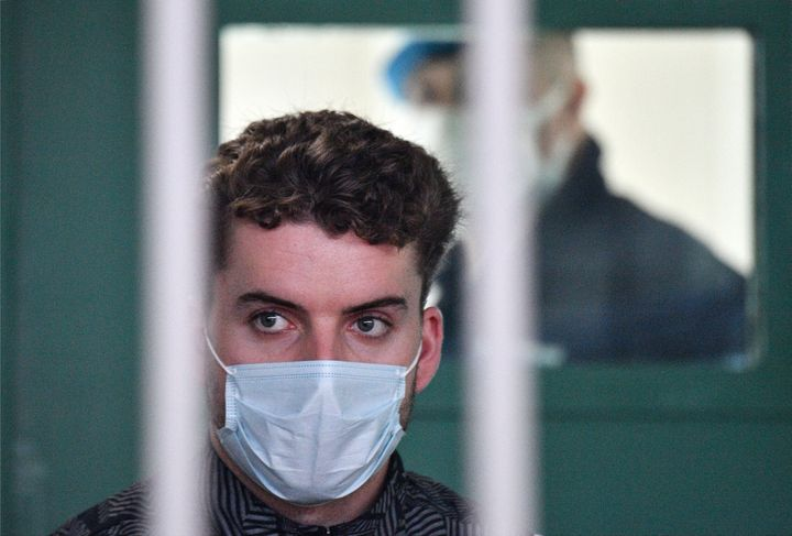 Gabriel Natale-Hjorth, 20, was also found guilty ofmurder and four other counts.