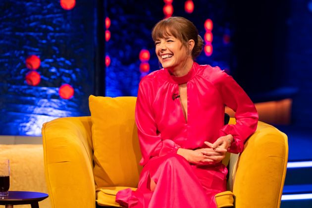 Darcey Bussell on The Jonathan Ross