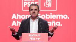 José Manuel Franco dimite como secretario general del PSOE de
