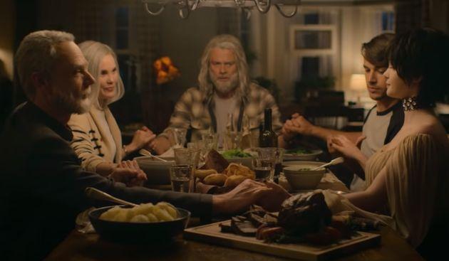 Ben Daniels (Walter Sampson), Leslie Bibb (Grace Sampson), Josh Duhamel (Sheldon Sampson), Andrew Horton...