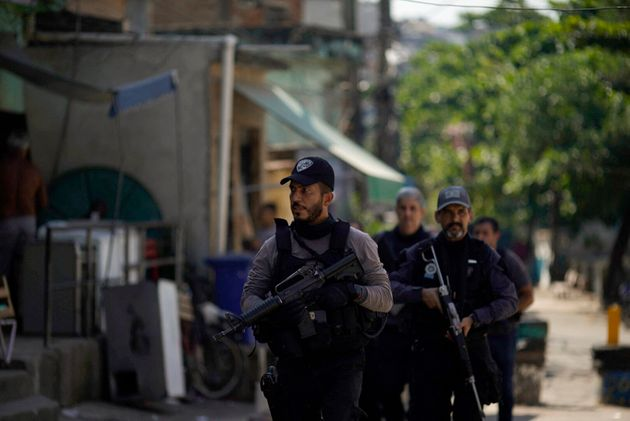 Ρίο ντε Τζανέιρο: 25 νεκροί από πυρά κατά τη διάρκεια αστυνομικής επιχείρησης σε