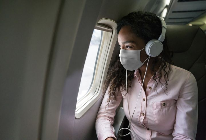 It's important to take precautions to reduce the spread of COVID-19 while traveling.