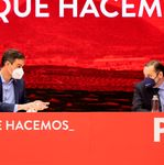 Terremoto en el PSOE: Franco se lleva la culpa de Madrid, Gabilondo se marcha y se abre la guerra en