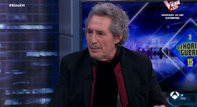Miguel Ríos, en 'El